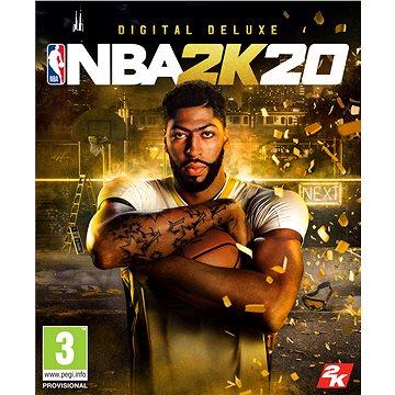 NBA 2K20 Deluxe (PC) Steam DIGITAL (788020)