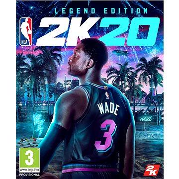 NBA 2K20 Legend Edition (PC) Steam DIGITAL (788023)
