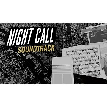 Night Call Soundtrack (PC) Steam DIGITAL (793261)