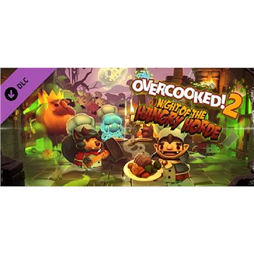 Overcooked! 2 - Night of the Hangry Horde (PC) Steam DIGITAL (780934)