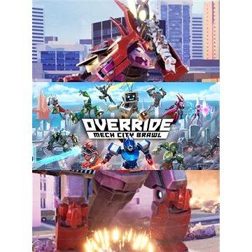 Override: Mech City Brawl (PC) Steam DIGITAL (782668)