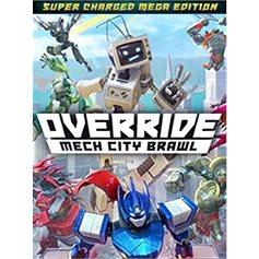 Override: Mech City Brawl Super Mega Charged Edition (PC) Steam DIGITAL (782665)