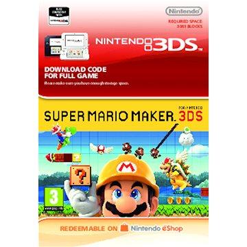 Super Mario Maker for Nintendo - Nintendo 2DS/3DS Digital (684754)