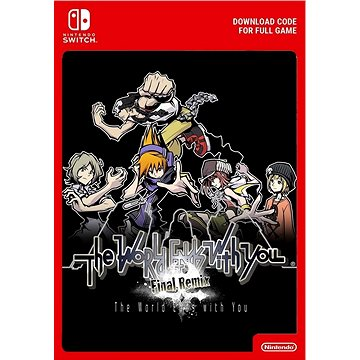 The World Ends with You: Final Remix - Nintendo Switch Digital (684680)