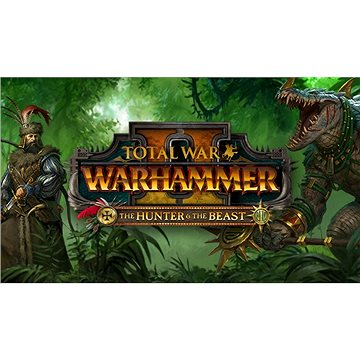 Total War: WARHAMMER II - The Hunter and the Beast DLC (PC) Steam DIGITAL (814873)
