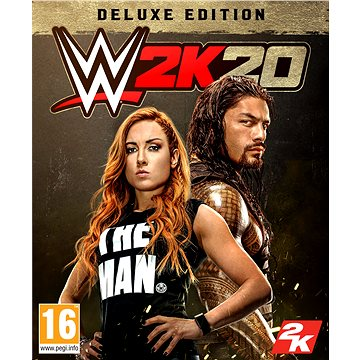 WWE 2K20 Deluxe Edition (PC) Steam DIGITAL (803314)