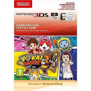 Yo-Kai Watch 3 - Nintendo 2DS/3DS Digital (684656)