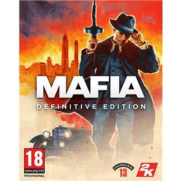 Mafia Definitive Edition - PC DIGITAL (948172)