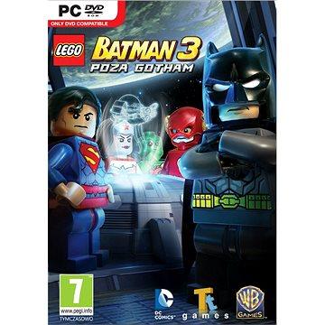 LEGO Batman 3: Poza Gotham - PC DIGITAL (864172)
