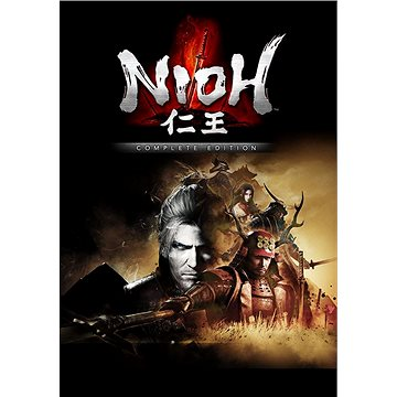Nioh: Complete Edition - PC DIGITAL (417687)
