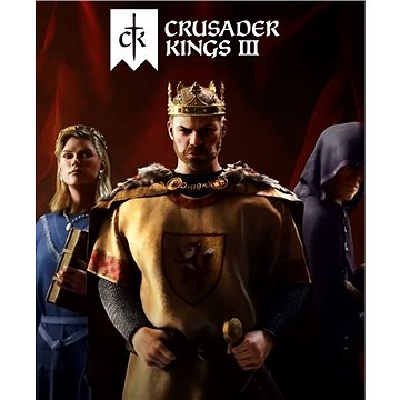 Crusader Kings III: Expansion Pass - PC DIGITAL (1175203)