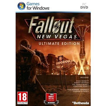 Fallout New Vegas (Ultimate Edition) - PC DIGITAL (836824)