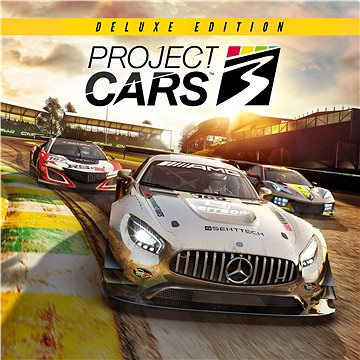 Project CARS 3 Deluxe Edition - PC DIGITAL (1180477)