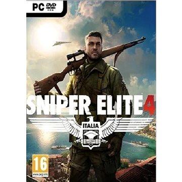 Sniper Elite 4 - PC DIGITAL (433532)