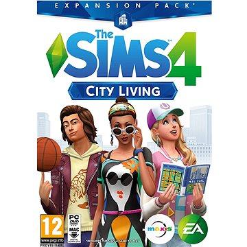 The Sims 4: Život ve městě - PC DIGITAL (443000)