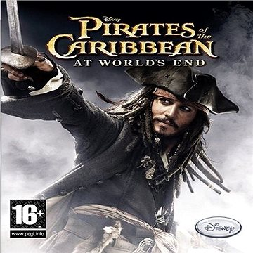 Disney Pirates of the Caribbean: At Worlds End - PC DIGITAL (716362)