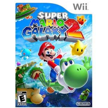 Nintendo Wii - Super Mario Galaxy 2 (45496901905)