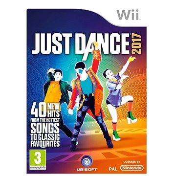 Just Dance 2017 Unlimited - Nintendo Wii (NIWS35128)