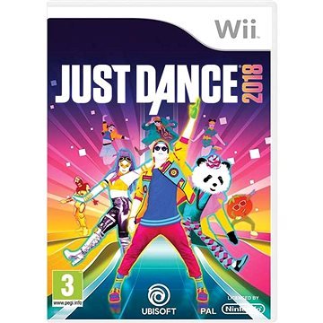 Just Dance 2018 - Nintendo Wii (NIWS35130)