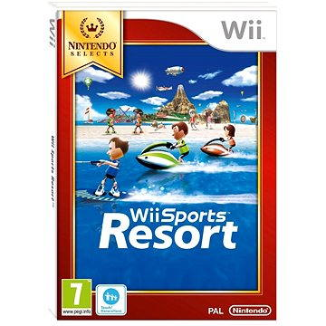 Nintendo Wii - Sports Resort Nintendo Select (45496364939)