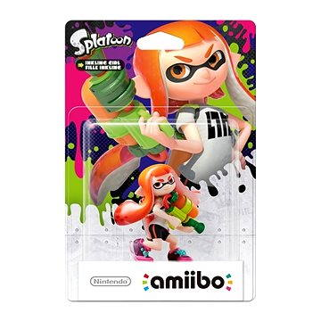 Amiibo Splatoon Girl (045496352943)