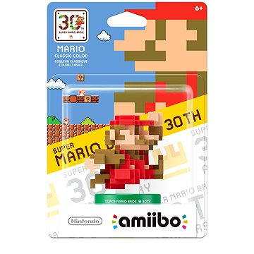 Amiibo Classic Colours Mario 30th Anniversary (045496353131)