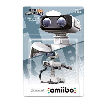 Amiibo Smash Mr. Robot (045496353094)