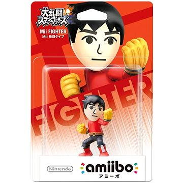 Amiibo Smash Mii Fighter (045496353100)
