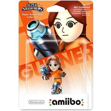 Amiibo Smash Mii Gunner (045496353124)