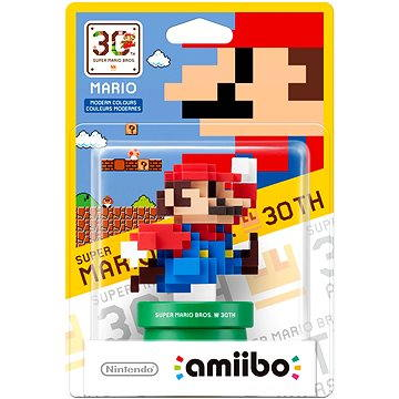 Amiibo 30th Anniversary - Modern Colors Mario (045496353155)