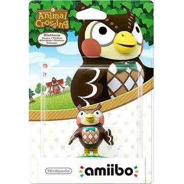 Amiibo Animal Crossing Blathers (NIFA0063)