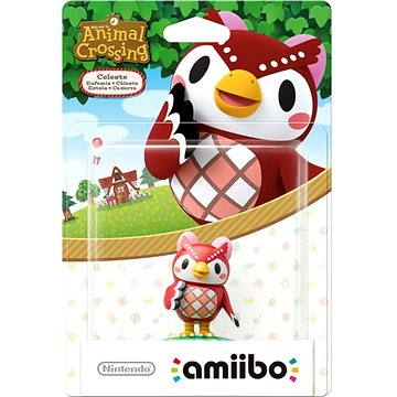 Amiibo Animal Crossing Celeste (NIFA0064)