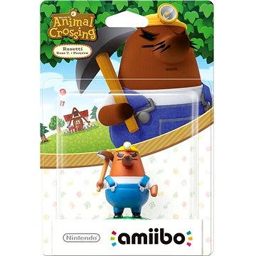 Amiibo Animal Crossing Resetti (NIFA0065)