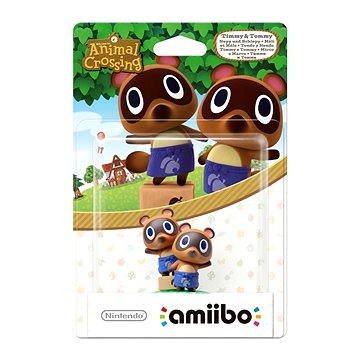 Amiibo Animal Timmy Tommy (NIFA0071)
