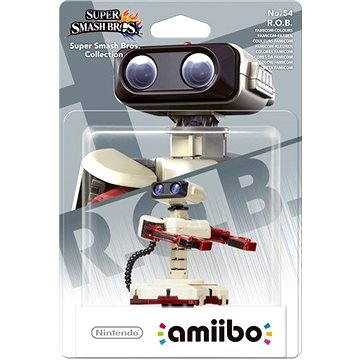 Amiibo Smash R.O.B. Famicom 54 (NIFA0654)