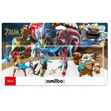 Amiibo The Legend of Zelda Collection (045496380625)