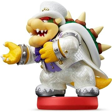 Amiibo Super Mario - Wedding Bowser (045496380601)