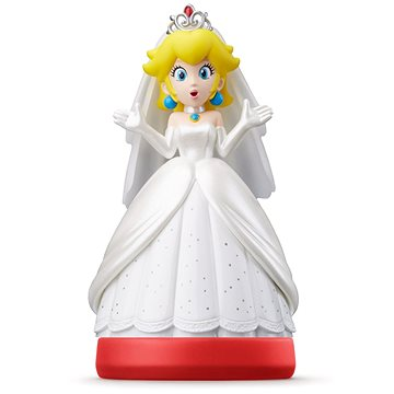 Amiibo Super Mario - Wedding Peach (045496380588)