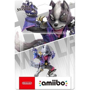 Amiibo Smash Wolf 65 (NIFA0666)