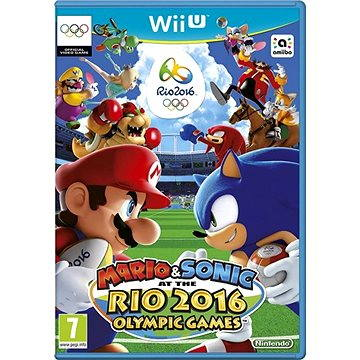 Nintendo Wii U - Mario & Sonic at the Rio 2016 Olympic Games