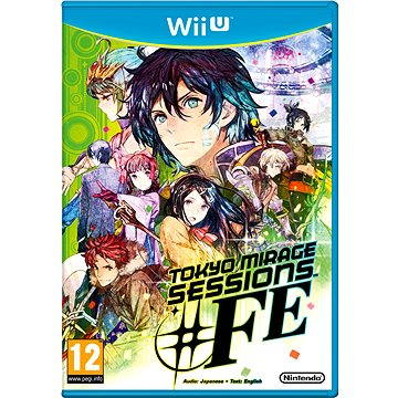 Nintendo WiiU - Tokyo Mirage Sessions #FE
