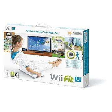 Wii U Wii Fit U + Fitmeter + Balanceboard (45496331245)