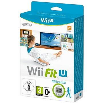Wii U Wii Fit U + Fitmeter (45496331283)