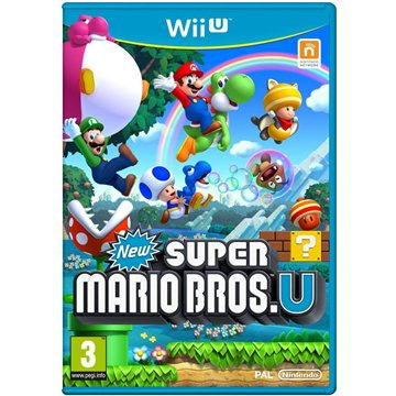 Nintendo Wii U - New Super Mario Bros. Select (45496331191)