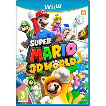 Nintendo Wii U - Super Mario 3D World (45496332778)