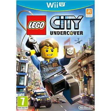Nintendo Wii U - Lego City: Undercover Select (45496331658)