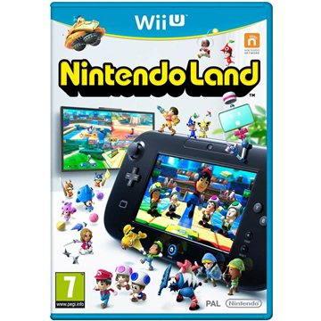 Nintendo Wii U - Nintendo Land Select (45496331078)