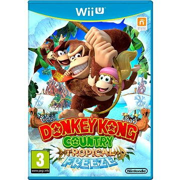 Nintendo Wii U - Donkey Kong Country: Tropical Freeze Select (45496332709)