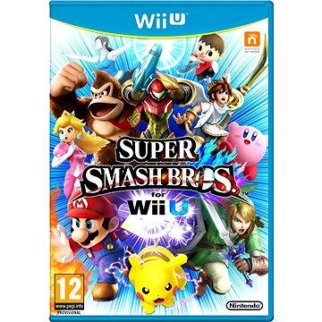 Nintendo Wii U - Super Smash Bros (45496333614)