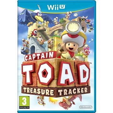 Nintendo Wii U - WiiU Captain Toad: Treasure Tracker (45496333775)